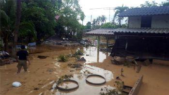 Tayland selin izlerini silmeye çalışıyor