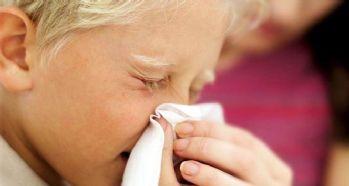 Kış aylarında çocuklarda bronşite dikkat