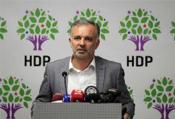 HDP'li Ayhan Bilgen: Yapılmak istenen...