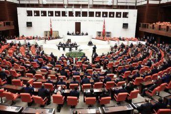 Anayasa teklifinin 1. ve 2. maddesi kabul edildi