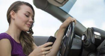 Teknoloji sürücülerin dikkatini dağıtıyor