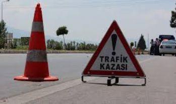 Van'da trafik kazası; 1 ölü 4 yaralı