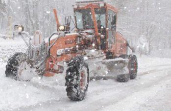 Bölge genelinde Kar yağışı devam edecek