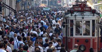 Türkiye nüfusu artıyor!