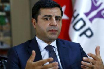 Demirtaş'ın iddianamesi kabul edildi
