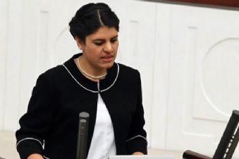 HDP Milletvekili Dilek Öcalan hakkında yakalama kararı