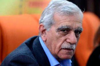 Ahmet Türk için tahliye başvurusu