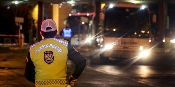 Trafikte Sivil polis denetimi başladı