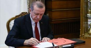 Erdoğan, anayasa değişikliği teklifini onayladı