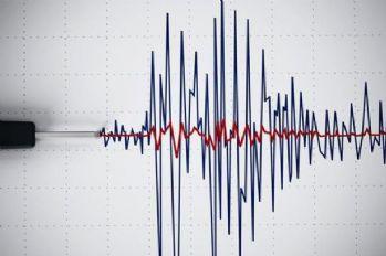 4,5 şiddetinde deprem meydana geldi