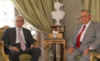 Ahmet Türk'ten Talabani'ye mektup