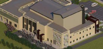 Erciş kültür merkezine kavuşuyor