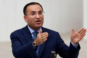 Bekir Bozdağ'dan referandum açıklaması