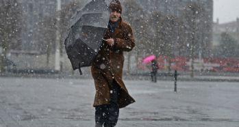 O illere kar yağışı uyarısı