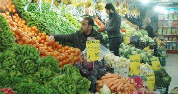 Van'da sebze meyve fiyatları cep yakıyor