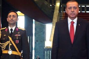 Erdoğan'ın eski başyaveri tutuklandı