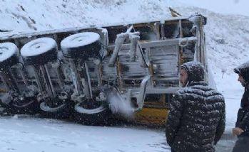 Hakkari-Van karayolunda Trafik kazası!