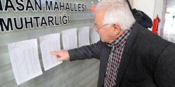 Şırnak'ta 20 bin seçmen kayıp!