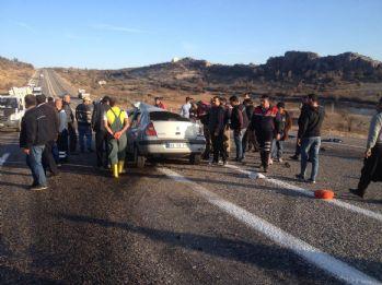 Trafik kazası: 4 ölü, 2 yaralı!