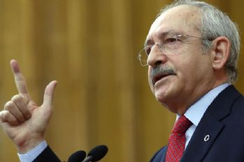 Kılıçdaroğlu Referandum istedi!