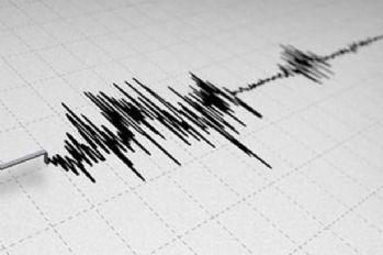 5.8 şiddetinde deprem meydana geldi