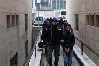 HDP yöneticileri adliyeye sevk edildi