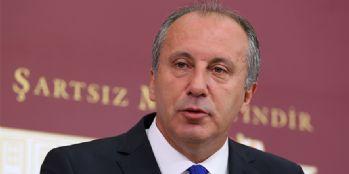 CHP Milletvekili Muharrem İnce, Van'da konuştu
