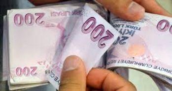 Hükümet düğmeye bastı, 1422 lira maaş