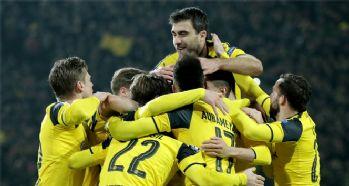 Dortmund rahat turladı
