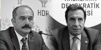 HDP'li vekiller gözaltına alındı
