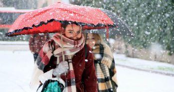 Ankara'da kar yağışı etkili olacak