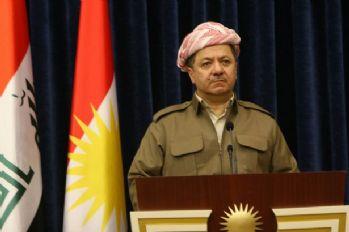 Barzani'den bağımsızlık açıklaması: Bizden duymanızı istiyorum...