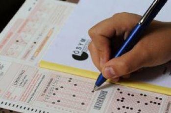 Öğrenciler, LYS sınavlarına 81 il merkeziyle birlikte 34 ilçede girebilecek