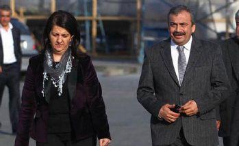 HDP'li Vekiller açlık grevleri hakkında Adalet Bakanı ile görüştü