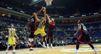 Fenerbahçe: 97 - Gaziantep Basketbol: 92