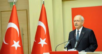 Kılıçdaroğlu'ndan referandum itirazı