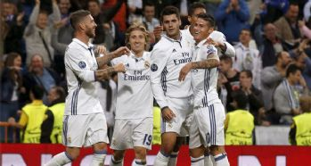 Real Madrid yarı finalde