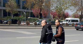Büyükşehir Belediyesine silahlı saldırı