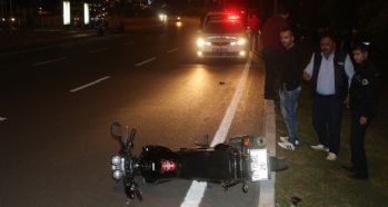Trafik kazası: 1 ölü var