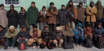 Van'da 24 kişi yakalandı!