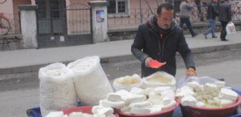 25 yıldır peynircilik yapıyor!