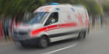 Patlama: 2 çocuk yaralandı