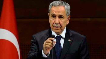 Arınç'tan 'yeni parti' açıklaması