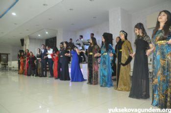 Yüksekova İsmet Alkan Anadolu Lisesi'nin Mezuniyet Gecesi
