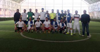 Yüksekova'da kurumlar arası futbol turnuvası başladı