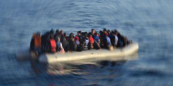 Akdeniz'de 113 göçmen kayboldu