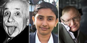 12 Yaşındaki  Kız Zekasıyla Einstein'ı Geride Bıraktı