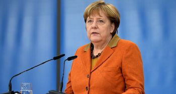 Merkel: Almanya'da idam oylanamaz