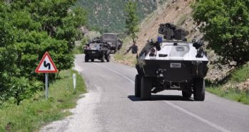 Kars'ta askeri araç devrildi: 6 yaralı