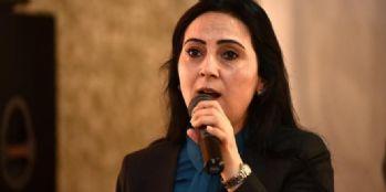 Figen Yüksekdağ İzmir'deki duruşmasına katılmadı